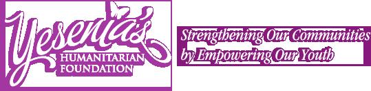 Yesenia's Humanitarian Foundation